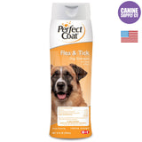 Perfect Coat Flea & Tick Dog Shampoo | Canine Supply Co.