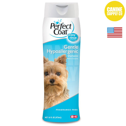 Perfect Coat Gentle Hypoallergenic Shampoo | Canine Supply Co.
