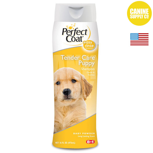 Perfect Coat Tender Care Puppy Shampoo, 16-oz | Canine Supply Co.
