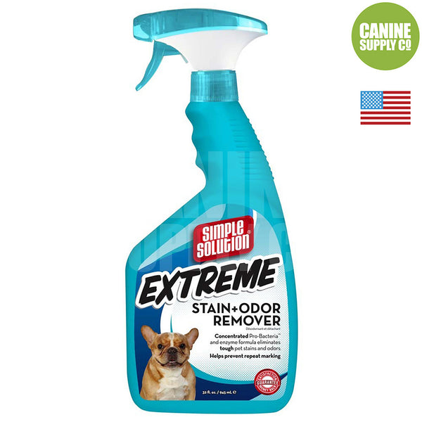 Simple Solution® Extreme Stain + Odor Remover | Canine Supply Co.