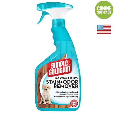 Simple Solution® Hard Floor Stain + Odor Remover | Canine Supply Co.