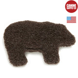 West Paw Design® Gallatin Grizzly, Chocolate | Canine Supply Co.
