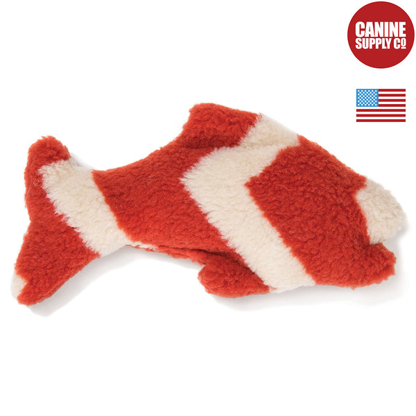 West Paw Design® Targhee Trout, Rust Chevron | Canine Supply Co.