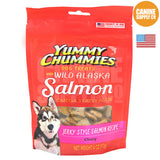 Yummy Chummies® Jerky Style Salmon Recipe | Canine Supply Co.