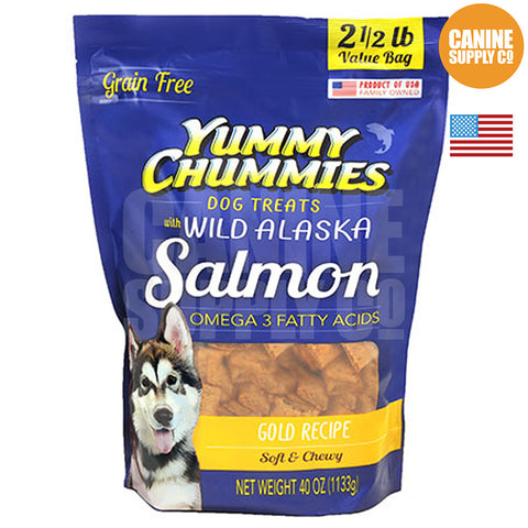 Yummy Chummies® Gold Recipe | Canine Supply Co.