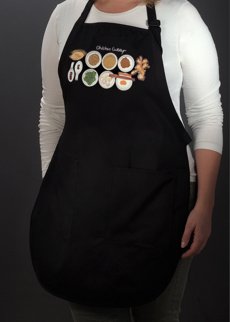 Chicken Curry Apron