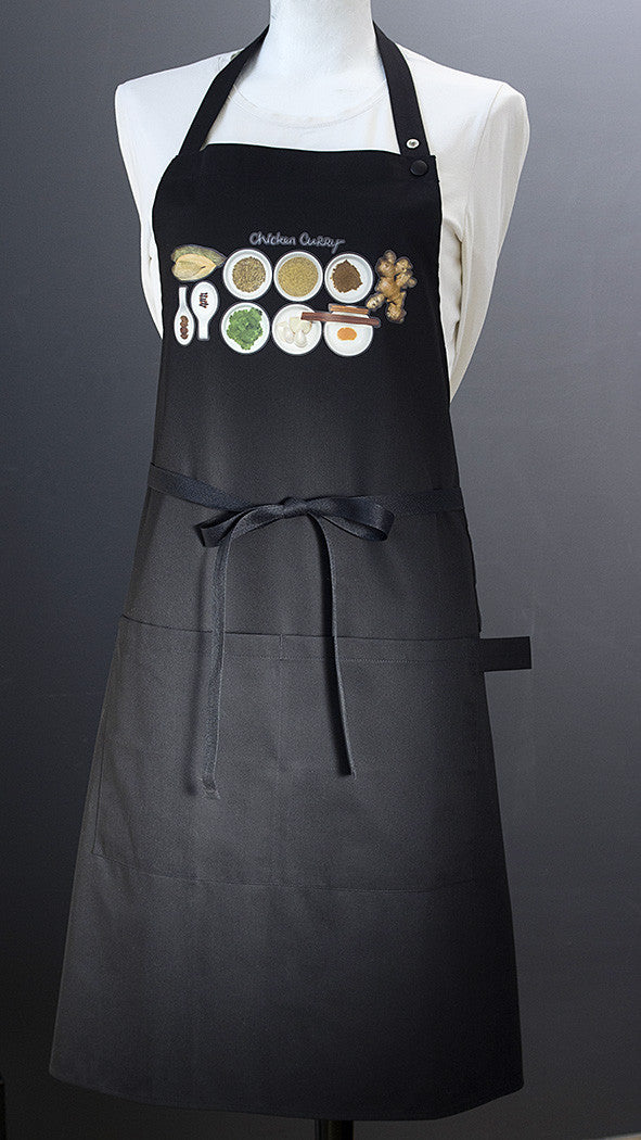 Chicken Curry Chef's Apron