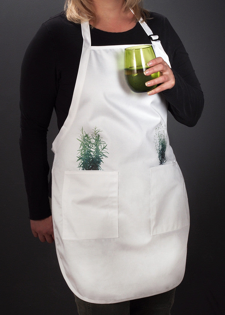 Rosemary and Thyme Apron