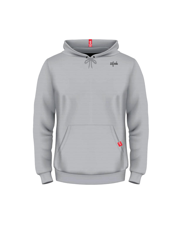 Classic Hoodie - Athletic Grey