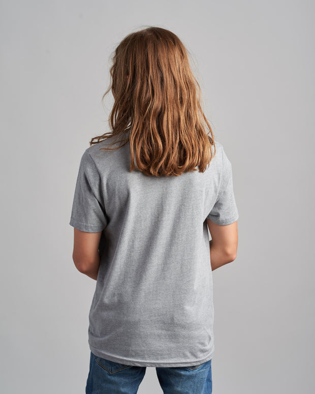 Lil' Fresh Tee - Heather Grey