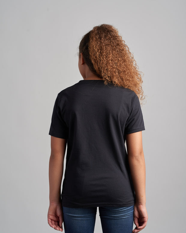 Lil' Fresh Lines Tee - Black