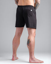 Fresh Swim Short - Black