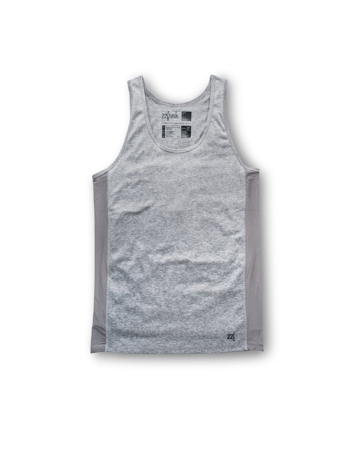 Admire Tank - Youth Grey