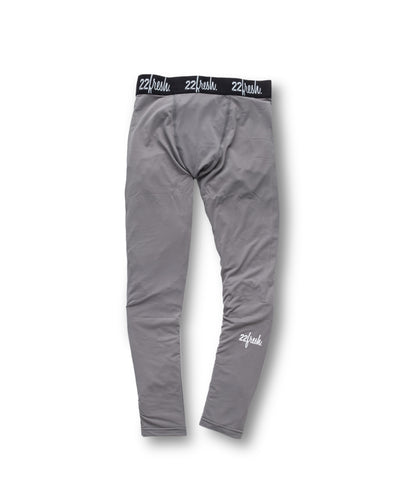 FreshTECH: Lil' Full Compression Legging - Grey