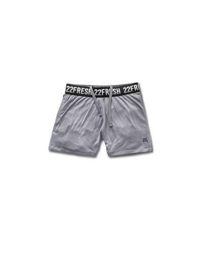 FreshTECH:  Girls Short - Grey