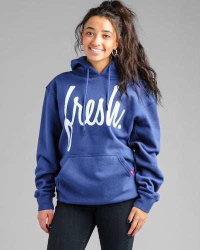 The Fresh Hoodie - Navy