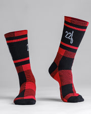 Sox - Buffalo Plaid
