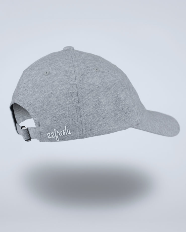 Fresh Dad Hat - Heather Grey