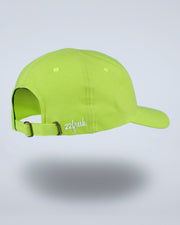 Medallion Hat - Limeade