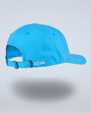 Squared Up Hat - Electric Blue