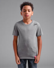 Lil' Micro Fresh Tee - Grey