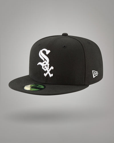 NEW ERA CHICAGO WHITE SOX AUTHENTIC COLLECTION 59FIFTY FITTED