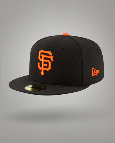 NEW ERA SAN FRANCISCO GIANTS AUTHENTIC COLLECTION 59FIFTY FITTED