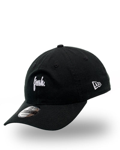 Fresh New Era Dad Cap - Black