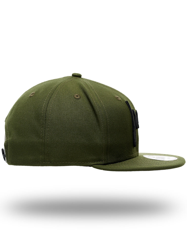 Fresh New Era Snapback - Army