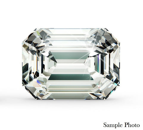 2.04 Ct. Emerald Cut D VS2