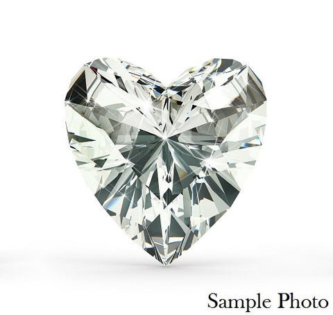 2.01 Ct. Heart Brilliant E VS2