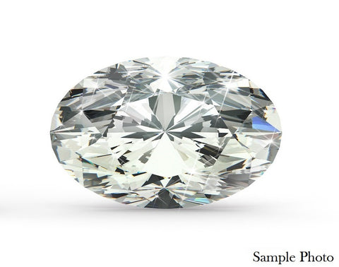2.12 Ct. Excellent Oval Brilliant D VVS1