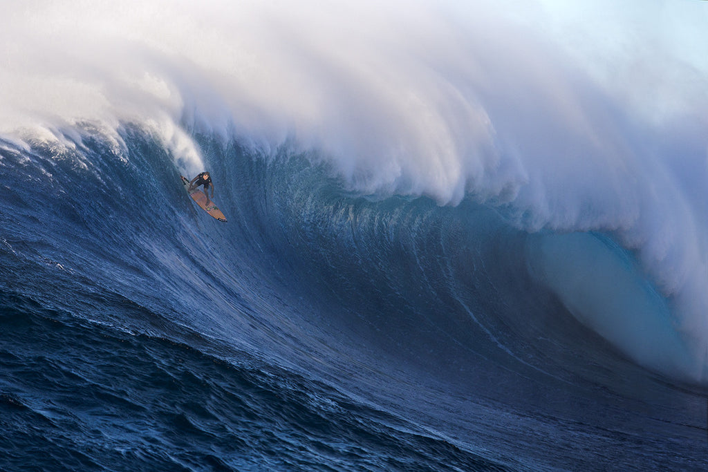 Albee Layer - Breaking the limits at Jaws