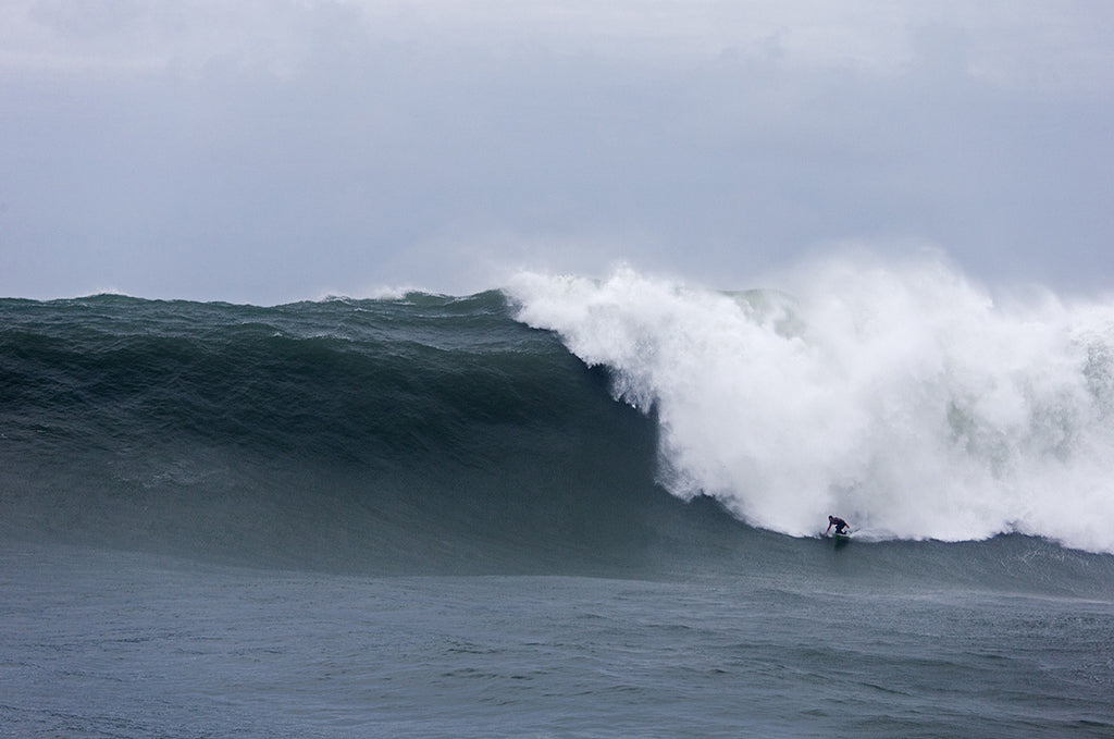 XXL 2015 Winner - Jamie Mitchell, Mavericks