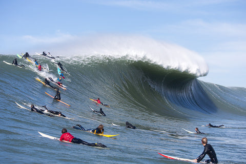 Line Up Mavericks