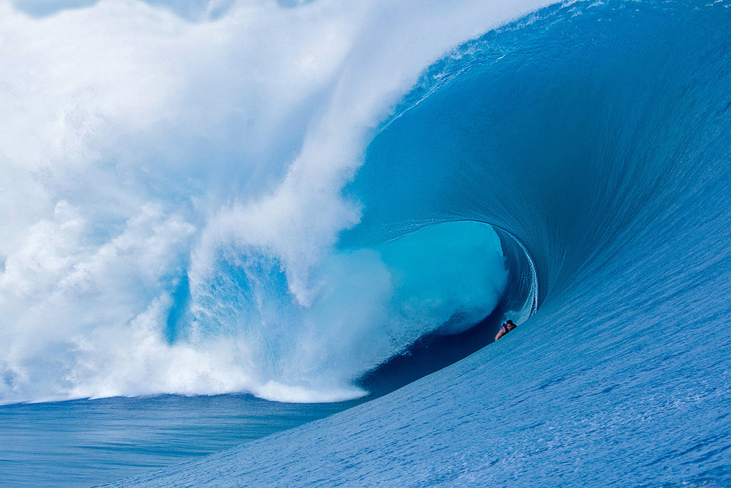 The Monster- TEAHUPOO