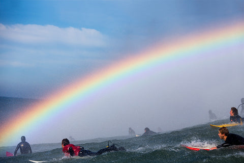 The Pot of Gold at Mavericks