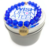 WISH UPON A TEEN- BELIEVE COLLAB- BLUE
