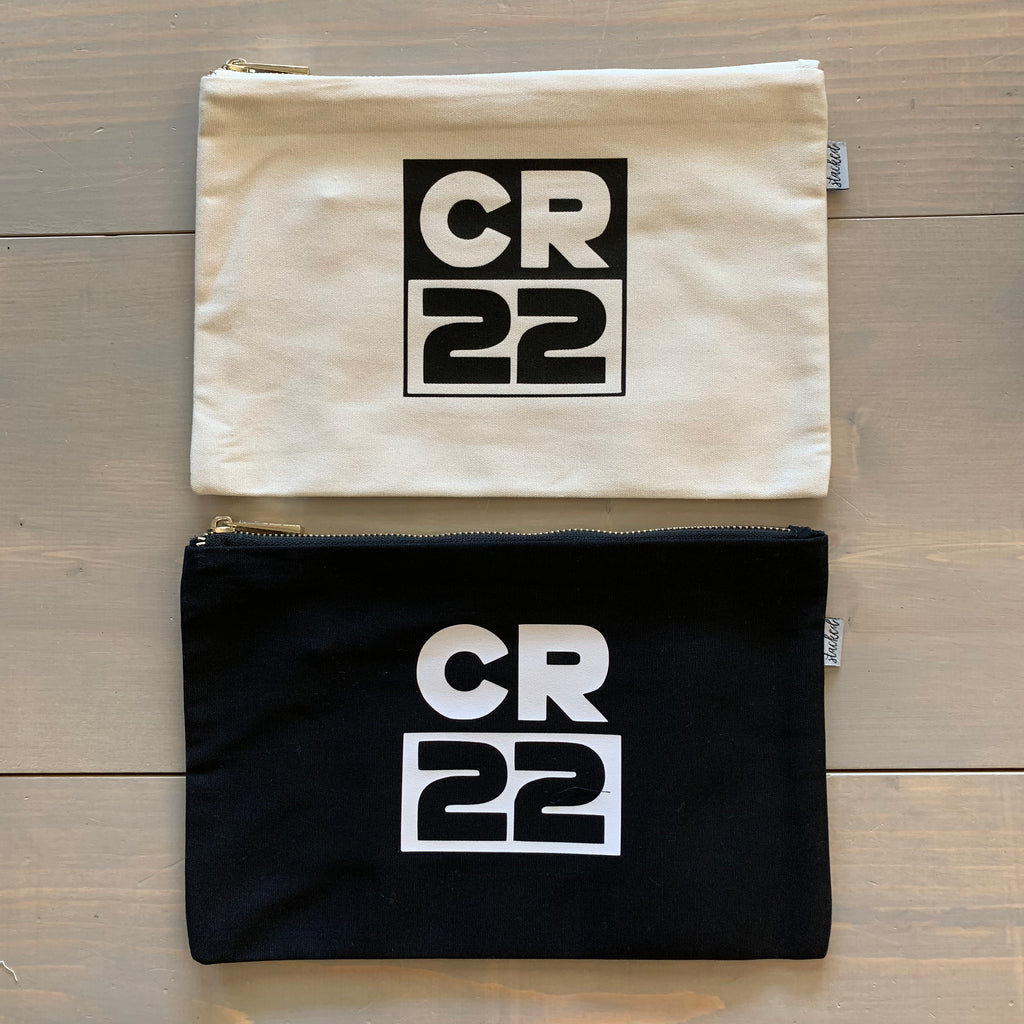 CR22 collab- Accessory Bag