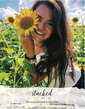 BROOKE HYLAND X STACKED III