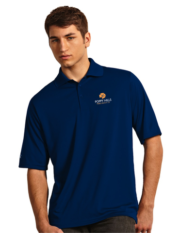 Men's Antigua Exceed Short Sleeve Polo