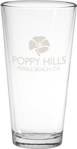 16 Ounce Pint Glass (set of 4)