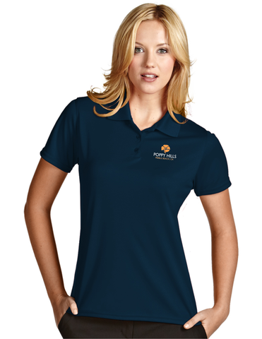 Women's Antigua Tribute Short Sleeve Polo