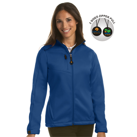 Women's Antigua Traverse Full Zip Jacket