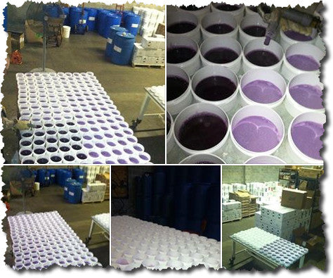 A Couple Hundred Cans of MAGIC WAX Almost Ready for Delivery