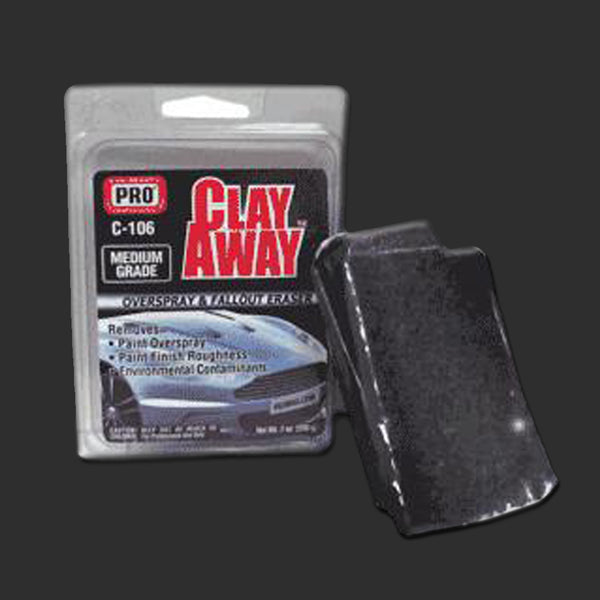BAF-C-106 MEDIUM GRADE CLAY AWAY™