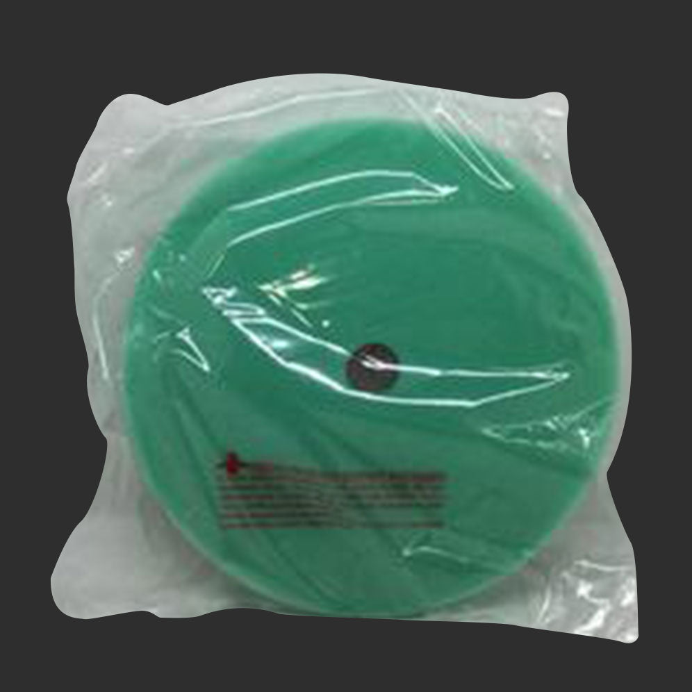 BAF-GV-85-C GREEN MEDIUM COMPOUND PAD