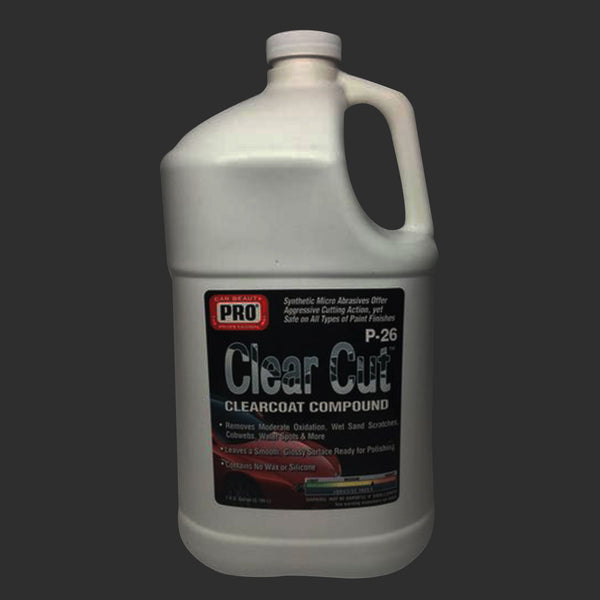 BAF-P-26 CLEAR CUT COMPOUND