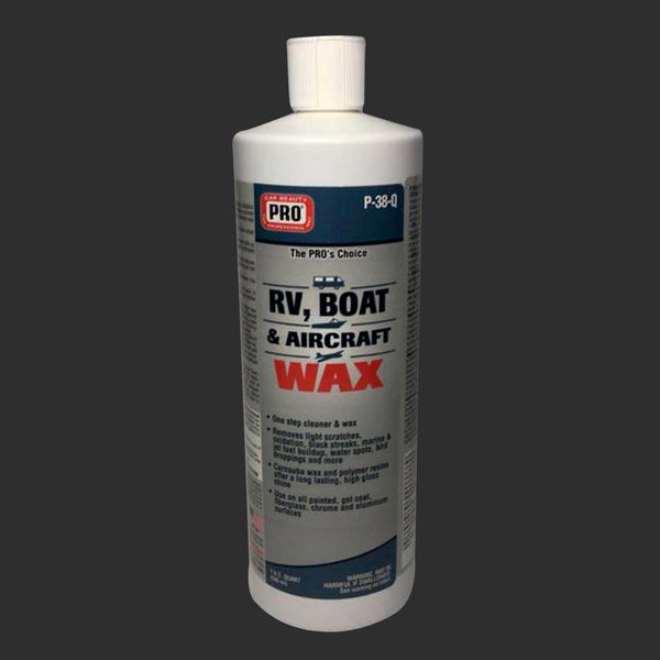 BAF-P-38-Q RV, BOAT & AIRCRAFT WAX