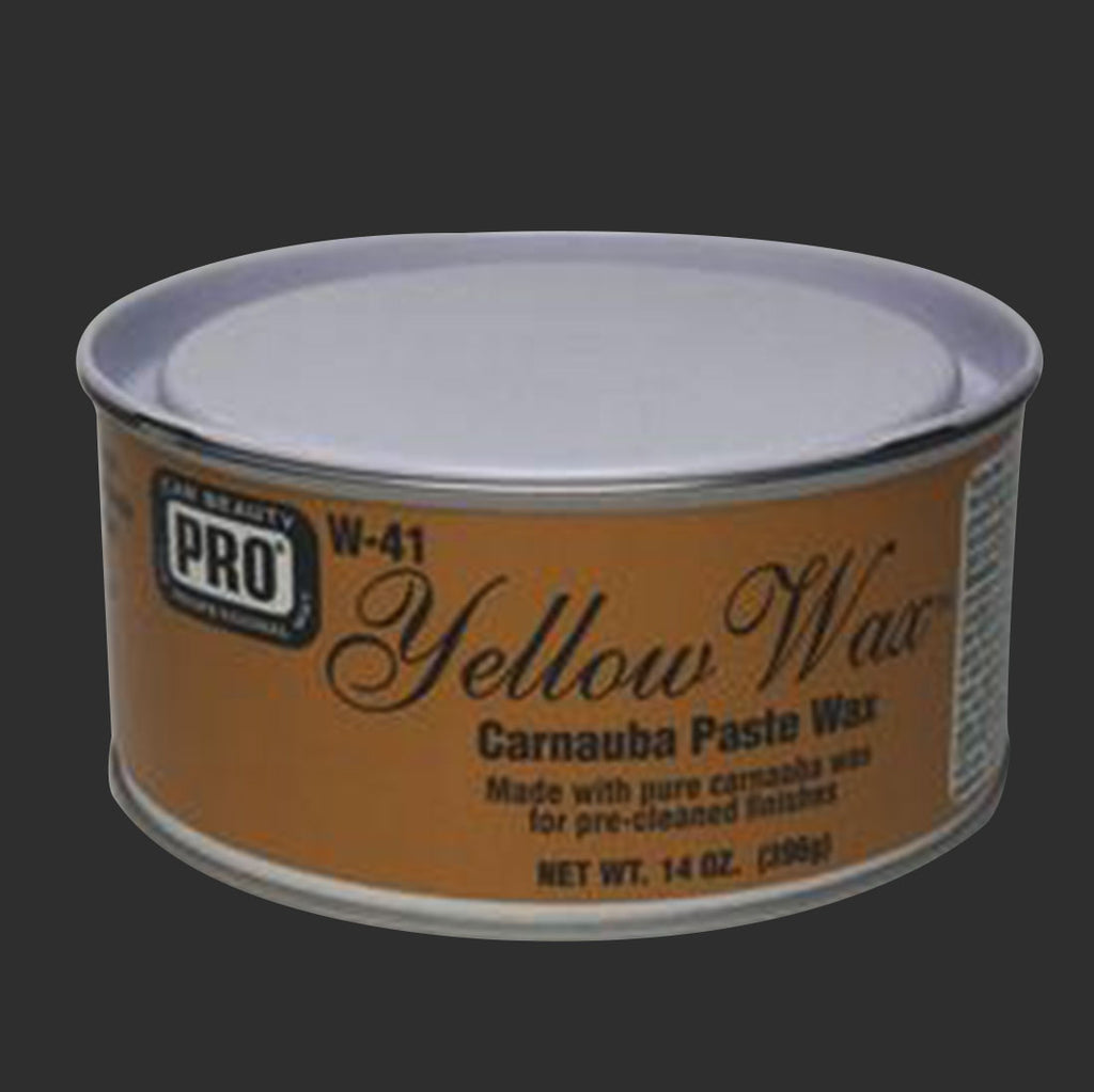 BAF-W-41 YELLOW WAX